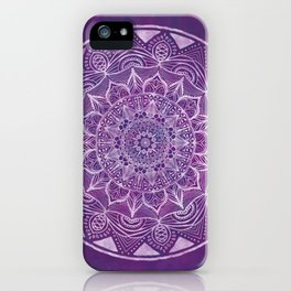 harmony iPhone Case