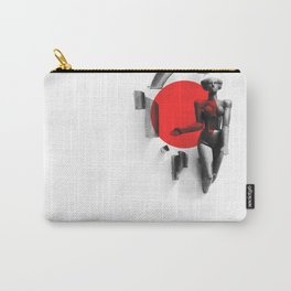 Girl from Grodno Carry-All Pouch