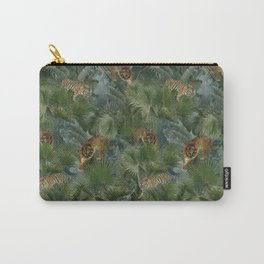 tigers in the wild Carry-All Pouch