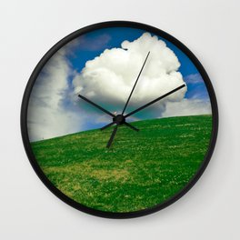 the complexity of fathers and sons Wall Clock