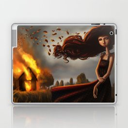 Haunted Laptop & iPad Skin