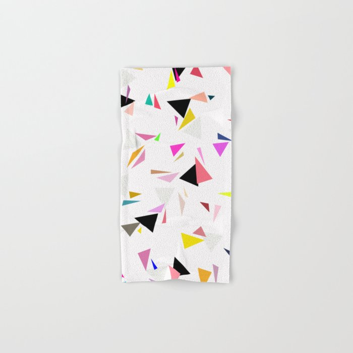 Pattern 0116 Hand & Bath Towel