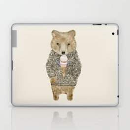 sundae bear Laptop & iPad Skin