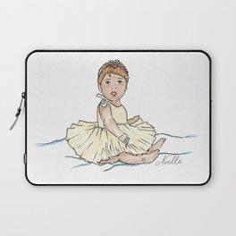Baby Ballerina Laptop Sleeve