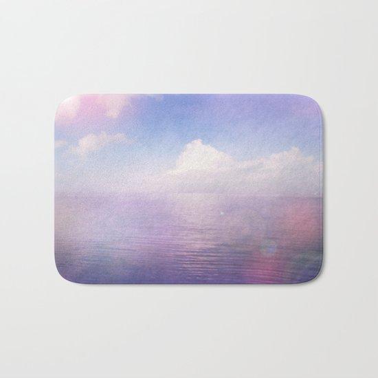 Tranquil Lake Bath Mat