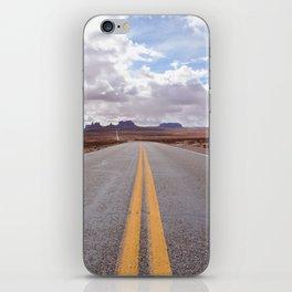 Make Your Way iPhone Skin