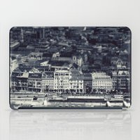 budapest iPad Cases featuring Budapest by farsidian