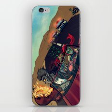 Ginny & Clutch (Greetings From Route 66) iPhone Skin