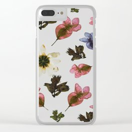 This Autumn Morning Clear iPhone Case
