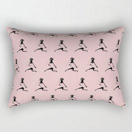A little tonguey Rectangular Pillow