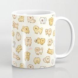 Pom Life Doodle Coffee Mug