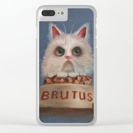 Brutus Clear iPhone Case
