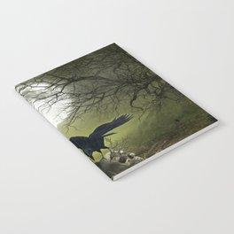 In the dark side Notebook