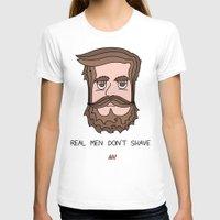 beard T-shirts featuring Beard by My Big Fat Brand