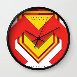 Liga MX: Monarcas Wall Clock