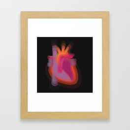 423 Hz Framed Art Print