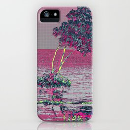 Ambergris Mangrove iPhone Case