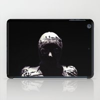 bride iPad Cases featuring The Bride by Zombie Rust