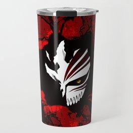 Hollow Mask halloween Travel Mug