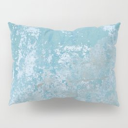 Vintage Galvanized Metal Pillow Sham