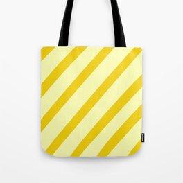 Sunny Stripes Tote Bag