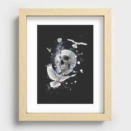 Visio Recessed Framed Print