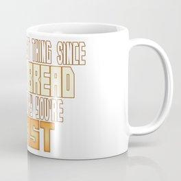 Sliced Bread Coffee Mug