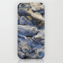 Dried Fish iPhone Case