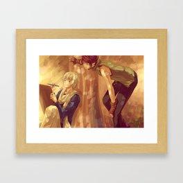 Vivo-brothers Framed Art Print