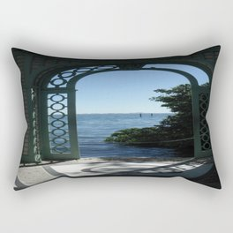 From Vizcaya Rectangular Pillow