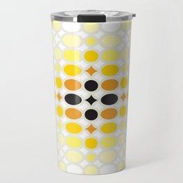Stone Wall (Cockatoo Yellow) Travel Mug