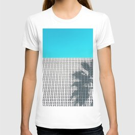 Parker Palm Springs with Palm Tree Shadow T-shirt