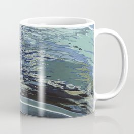 Deep Ocean Vast Sea Coffee Mug