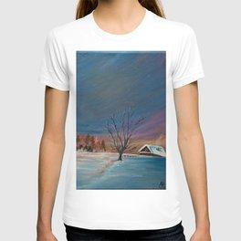 Winter Dawn T-shirt
