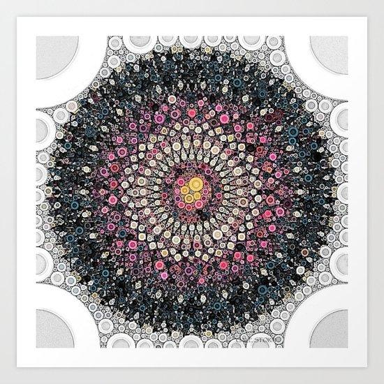 :: Rotunda :: Art Print