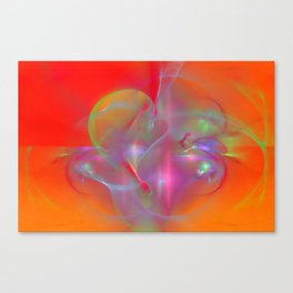 0406 Music of the spheres ... Canvas Print