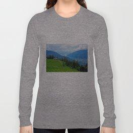Above Interlaken Long Sleeve T-shirt