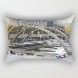 The Arches Rectangular Pillow