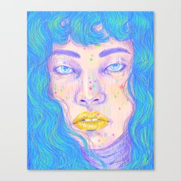 Malvina Canvas Print