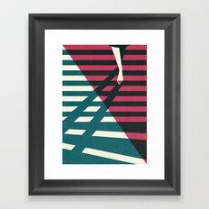Control (Part I) Framed Art Print