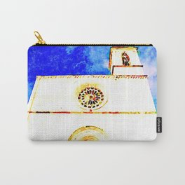L'Aquila: church Carry-All Pouch
