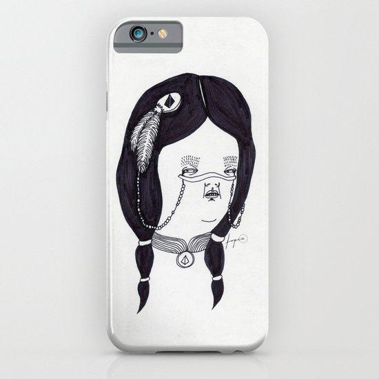 Apache Wife iPhone & iPod Case
