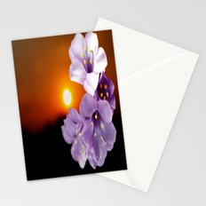 beauty in the sun Stationery Cards