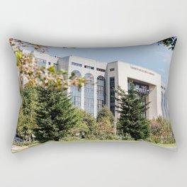 Roumania, Bucharest Court, Bucarest Rectangular Pillow