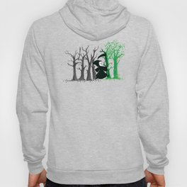 The hills WERE alive Hoody