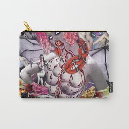 Ms. Ayahuasca de Pompadour Carry-All Pouch