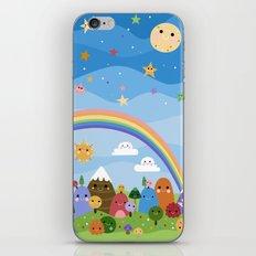 Cute World iPhone & iPod Skin