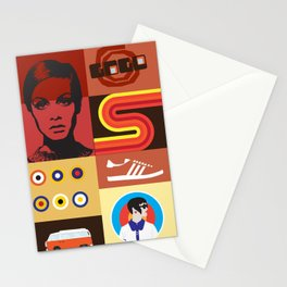 Iconic Modernist Stationery Cards