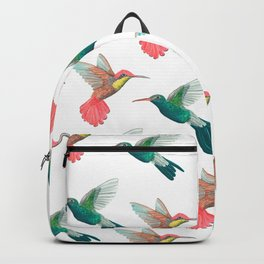 Colibries Backpack