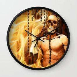 I, Robot Wall Clock